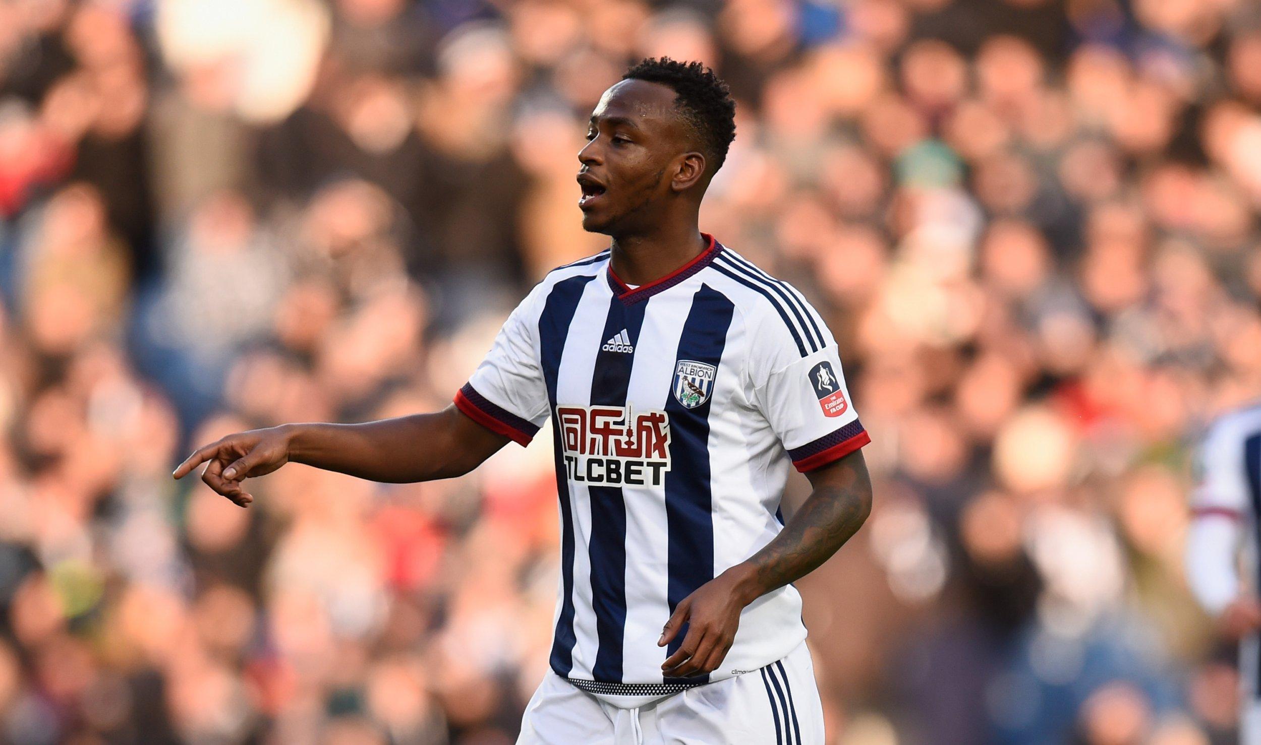 Saido Berahino could be on the move to Tottenham.