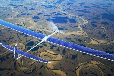 google drone project skybender 5G Internet