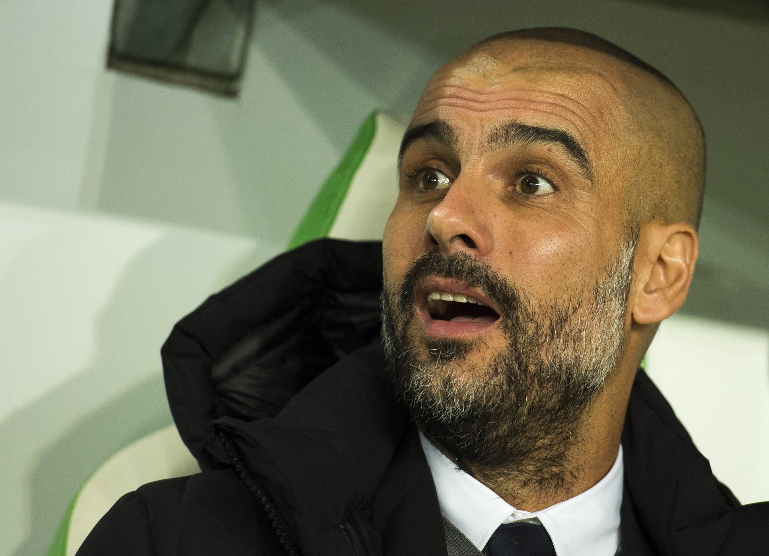 Pep Guardiola will take over as Manchester City manager in the summer.