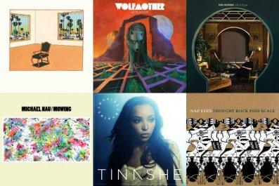 February Albums