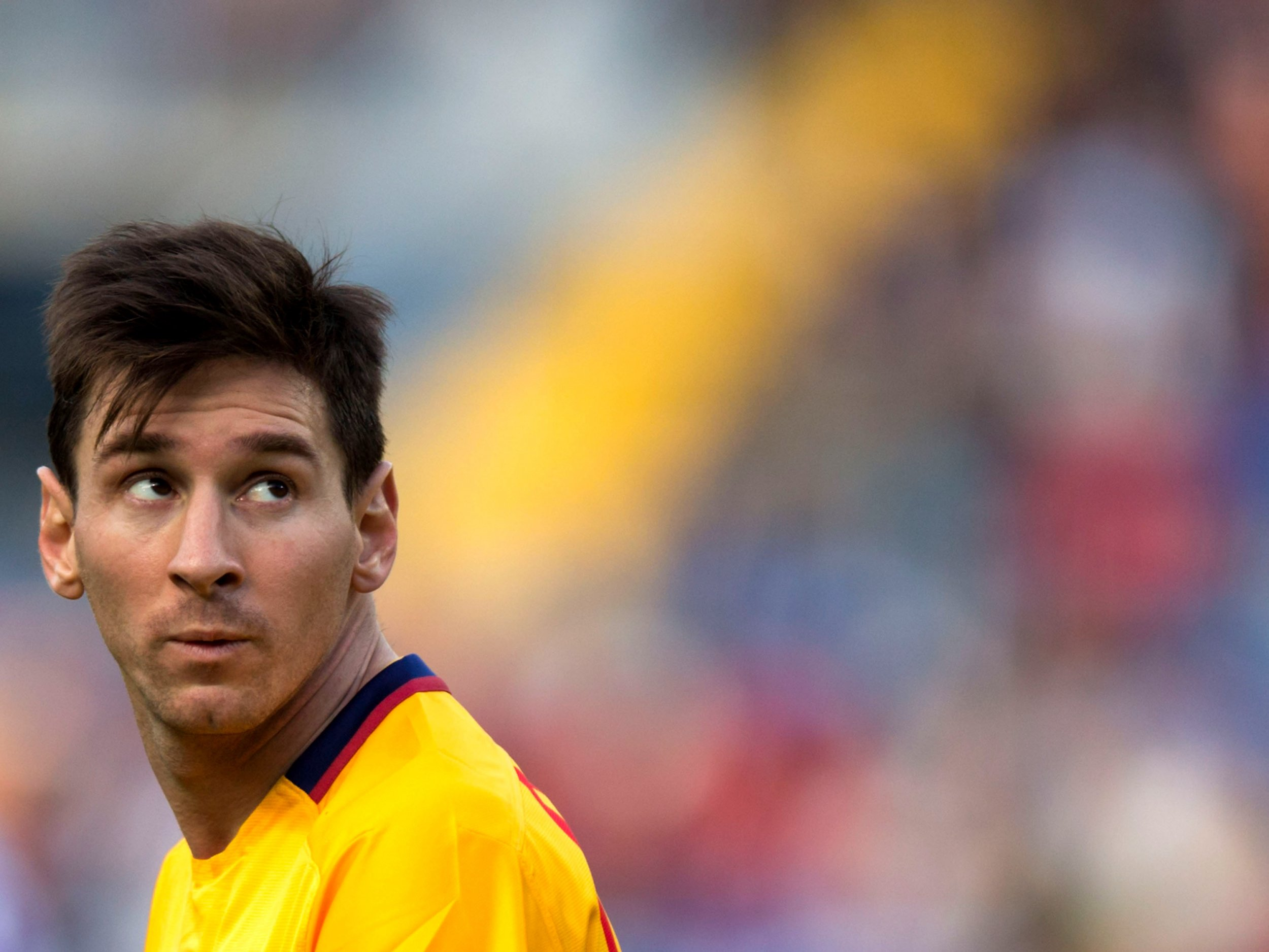 lionel messi no rio 2016 olympic games for barcelona star