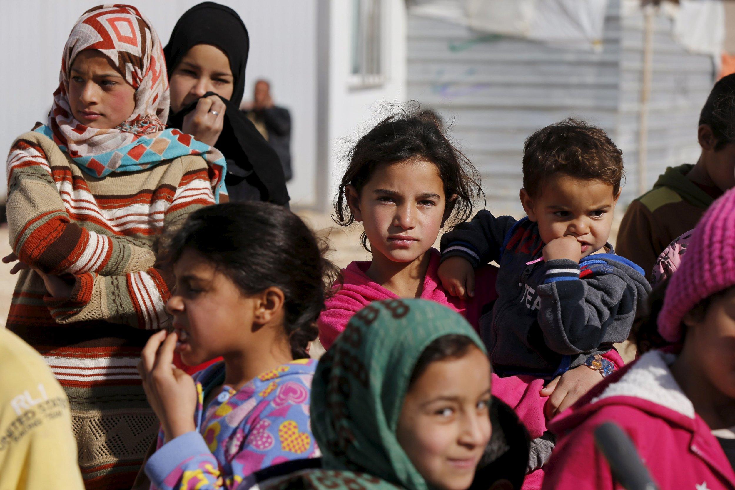 syrian refugees jordan king abdullah_0202