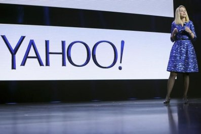 Yahoo Exploring options for its core web business