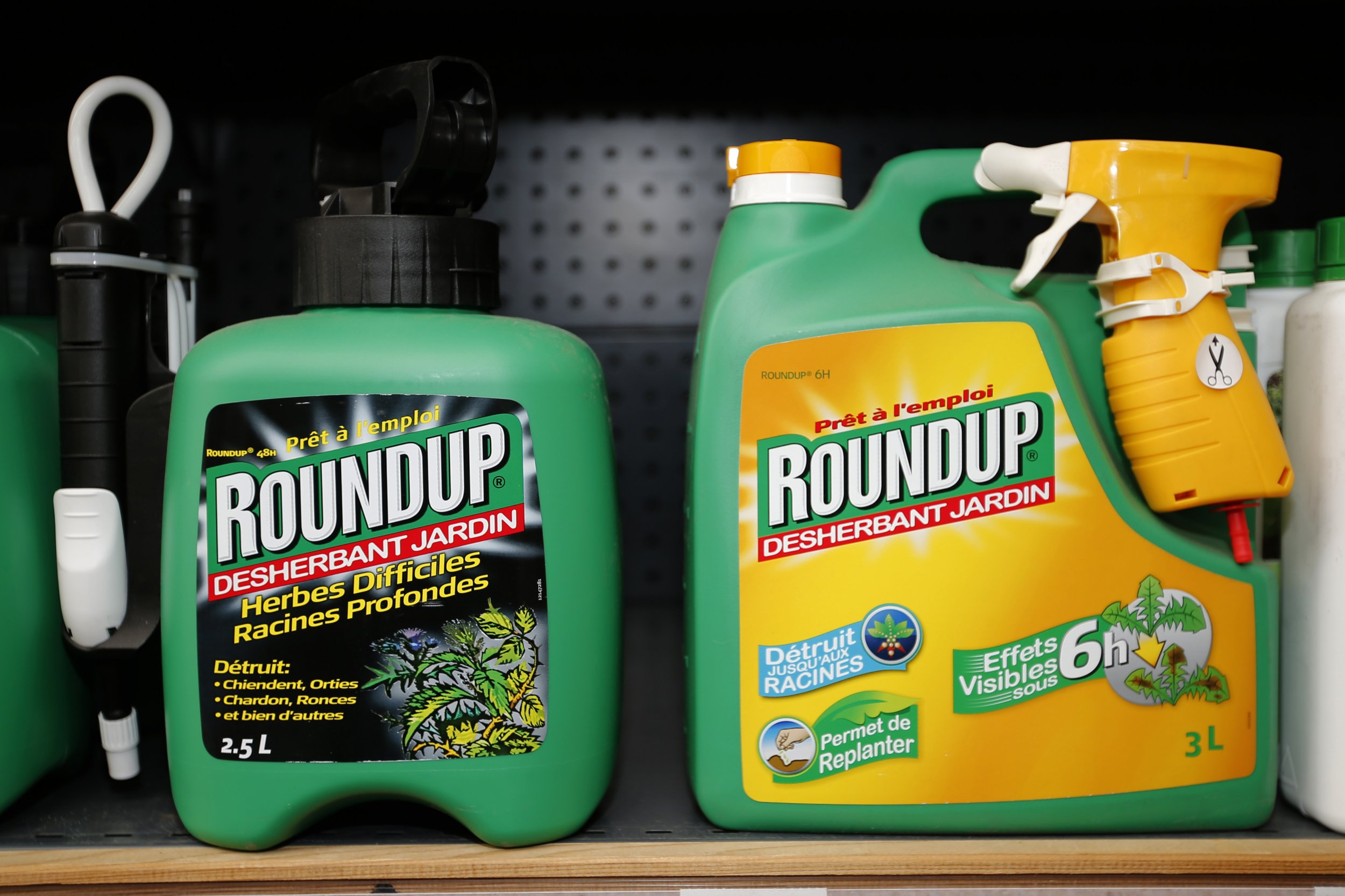 Monsanto Weed Killer Roundup Causes Cancer California Says