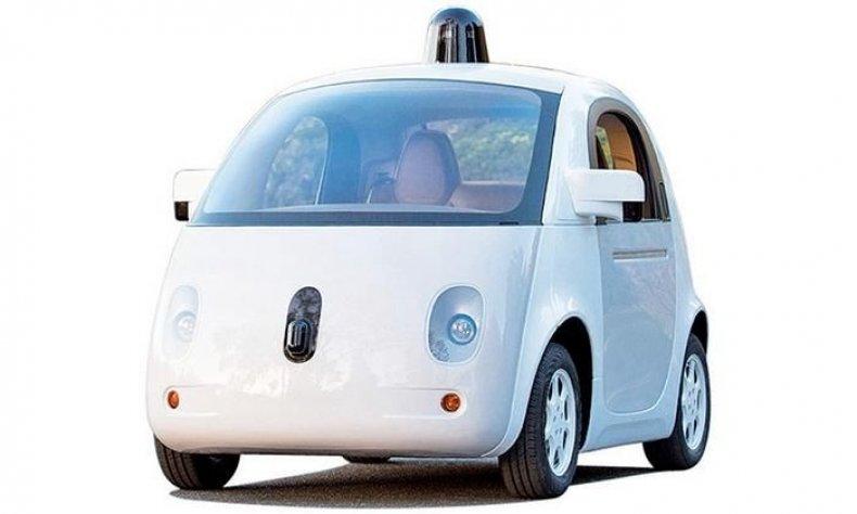 Google self-driving car moonshot brin