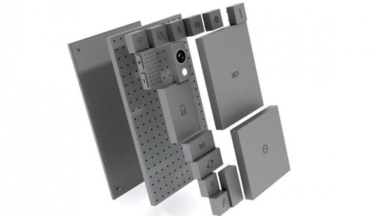 google project Ara modular smartphone moonshot