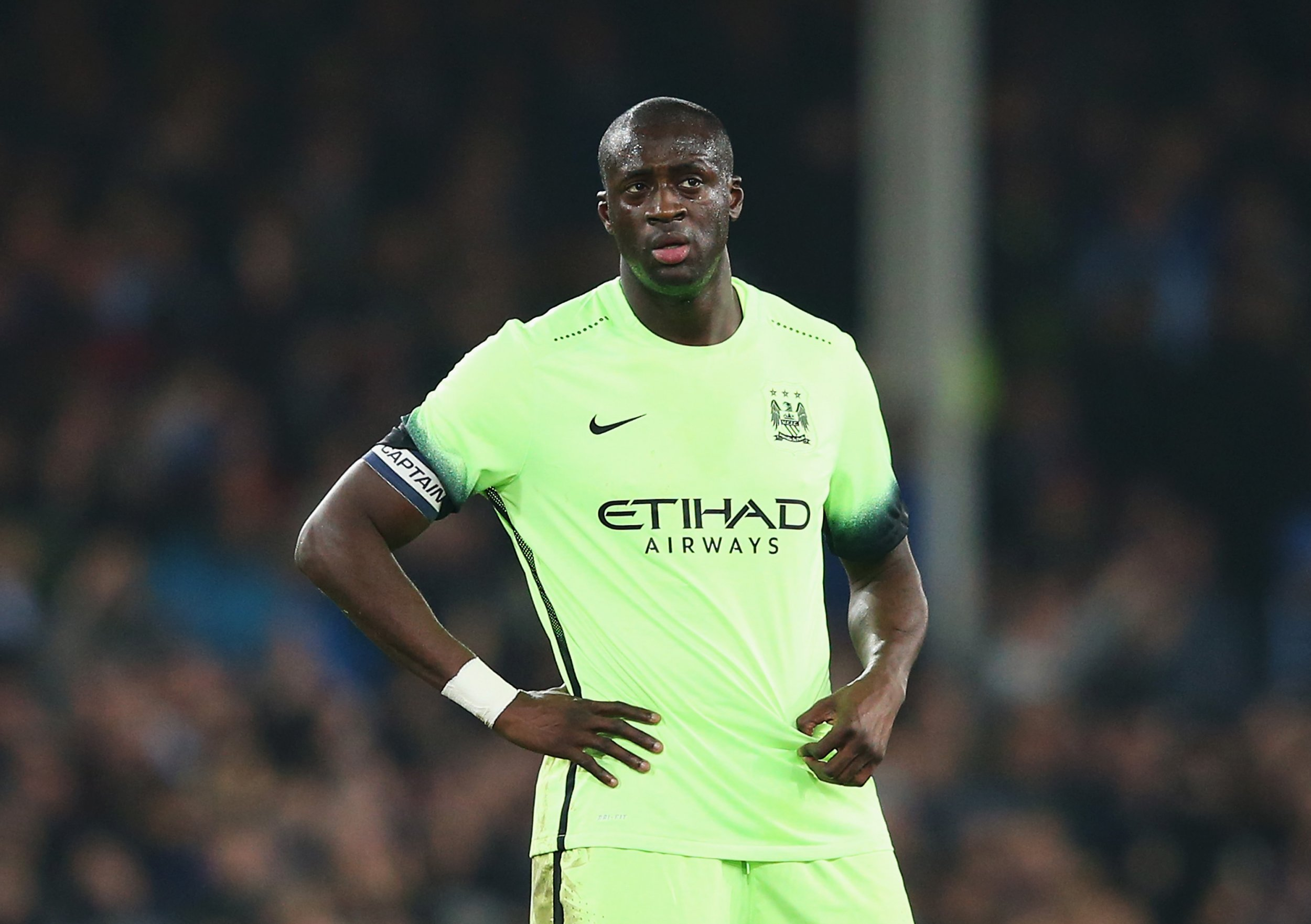 Manchester City s Yaya Toure Could Earn Over £500 000 a Week in