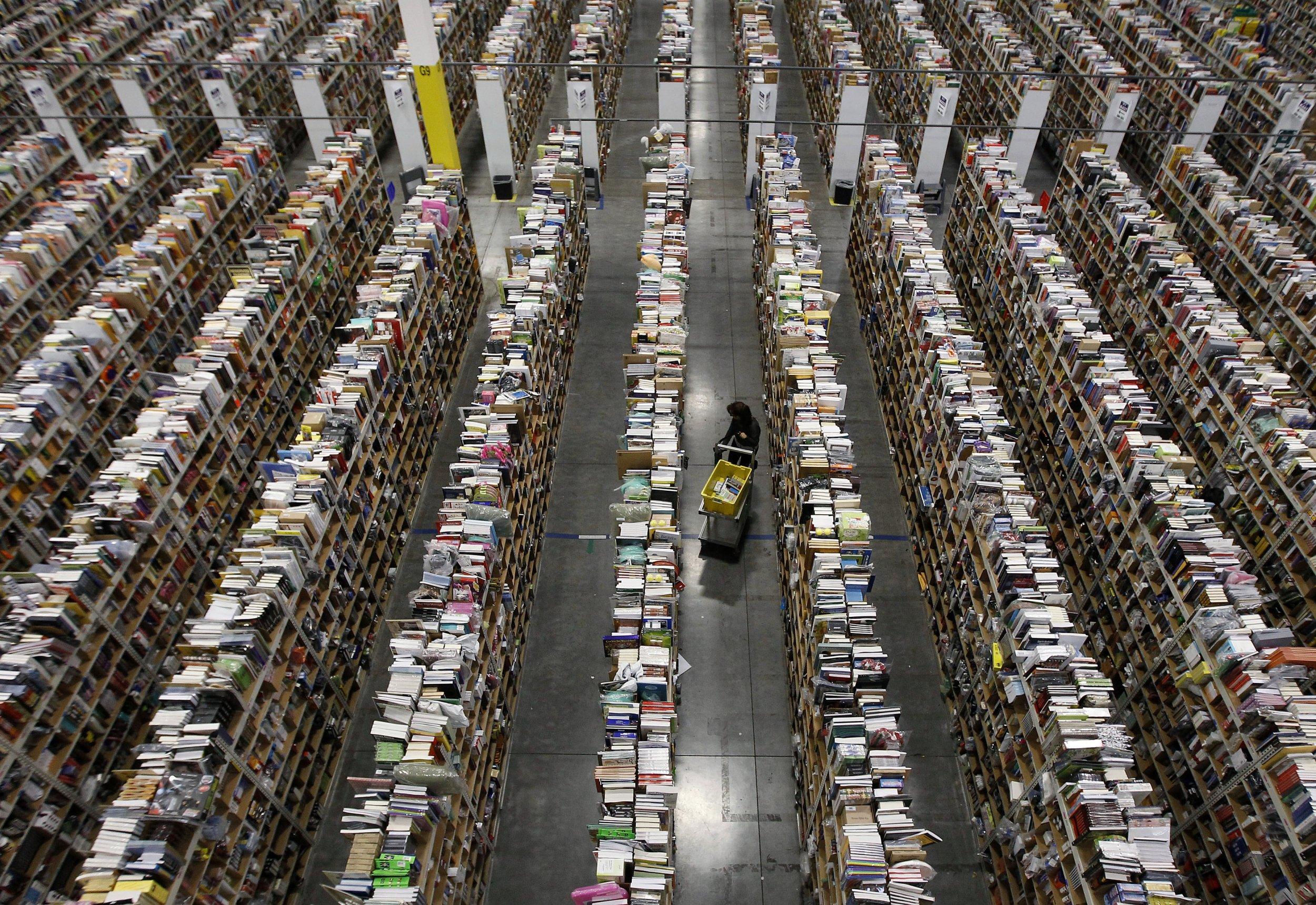 Amazon bookstore books online shop
