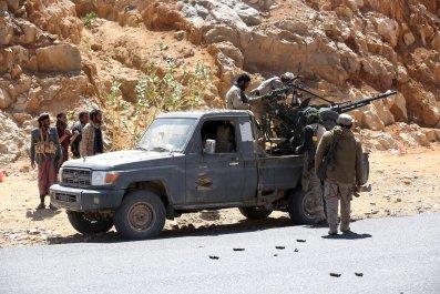 0402 Yemen drone strike kills al qaeda militants.