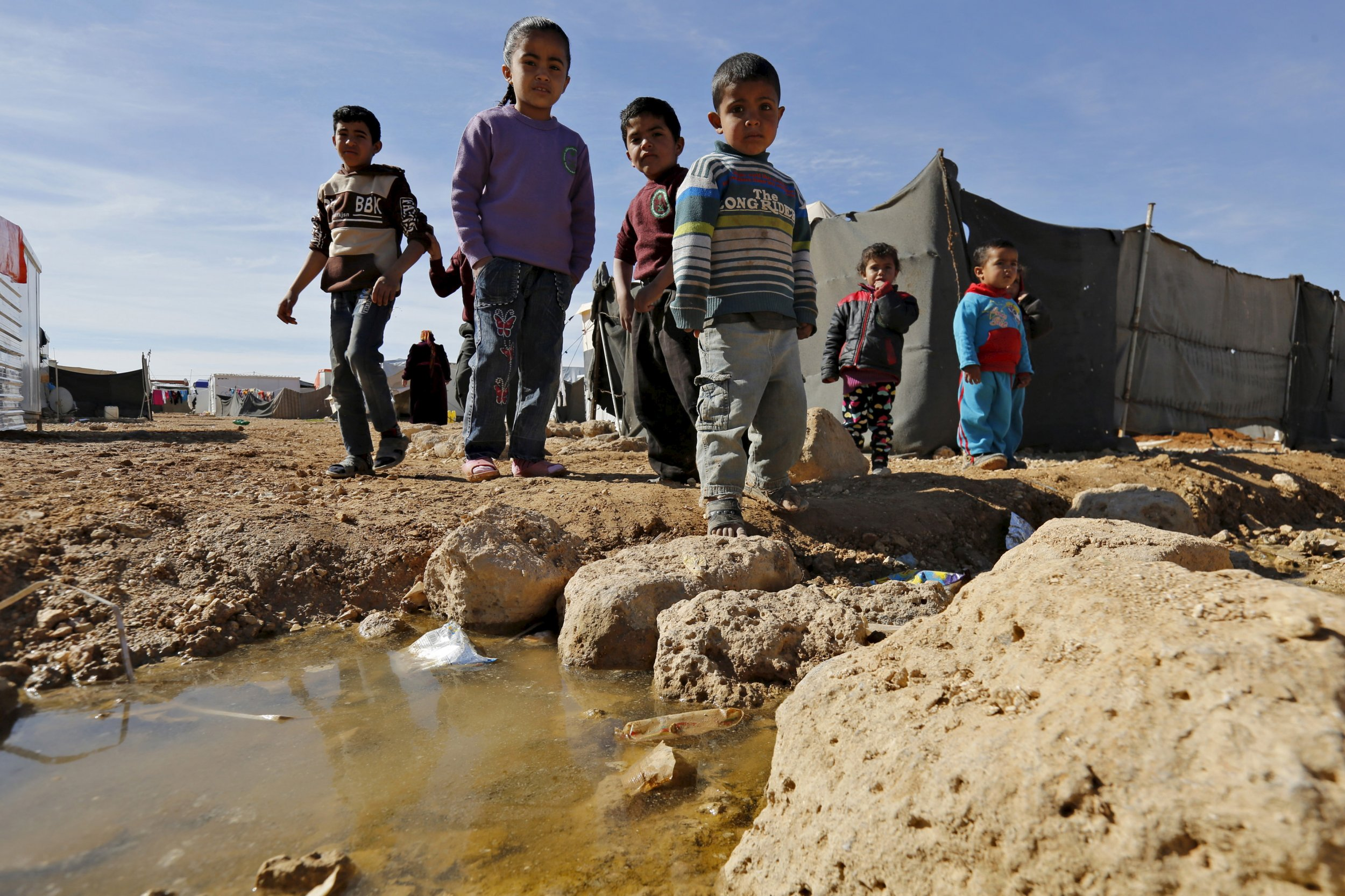 syria refugee crisis The syrian refugee crisis needs to be handled in a way that addresses both compassion and security.