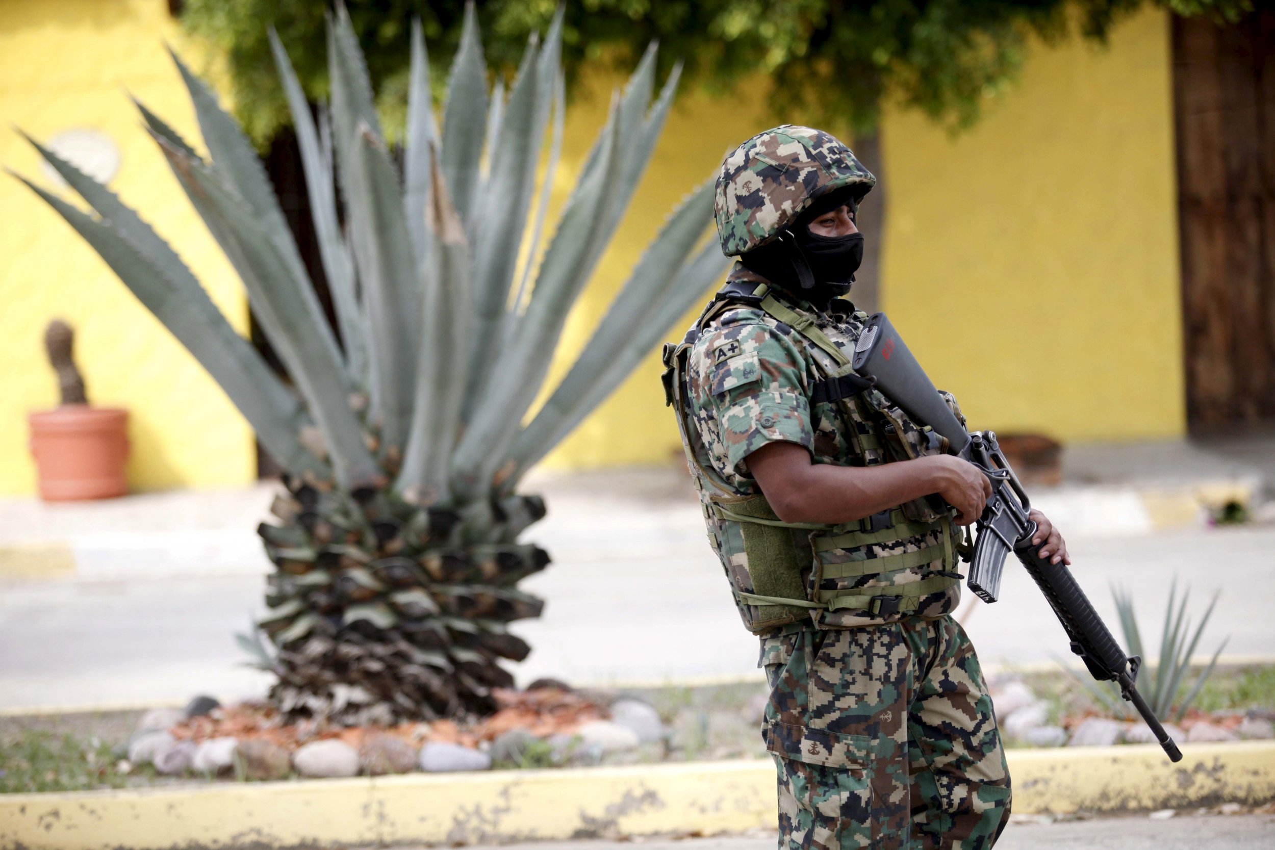 Mexican Marines Accused of Torture and Sexual Assault in ...