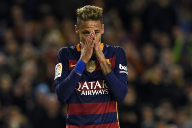 Neymar was wanted by Manchester United in the summer