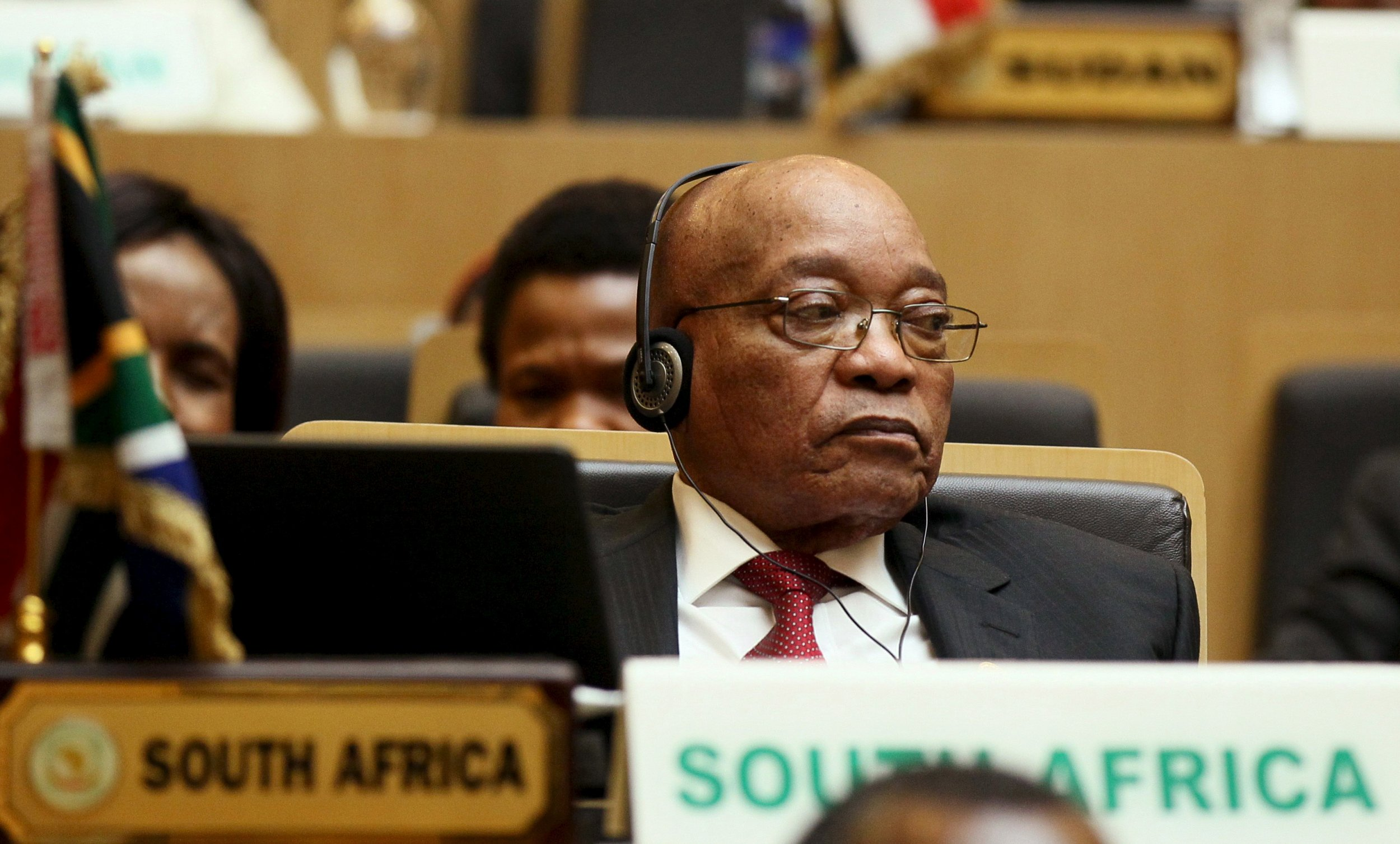Jacob Zuma is facing calls to pay back the Nkandla money.
