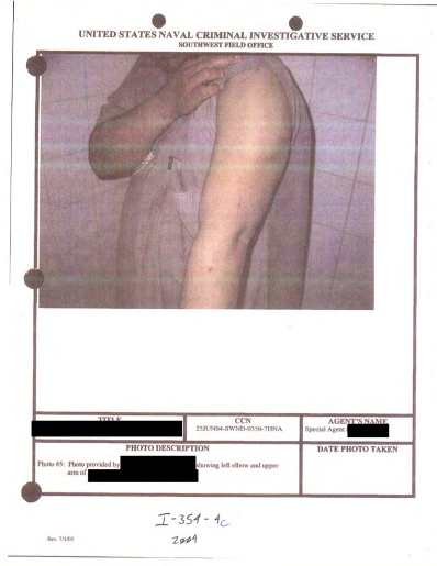 Пентагон опубликовал фото пыток в тюрьмах Ирака и Афганистана