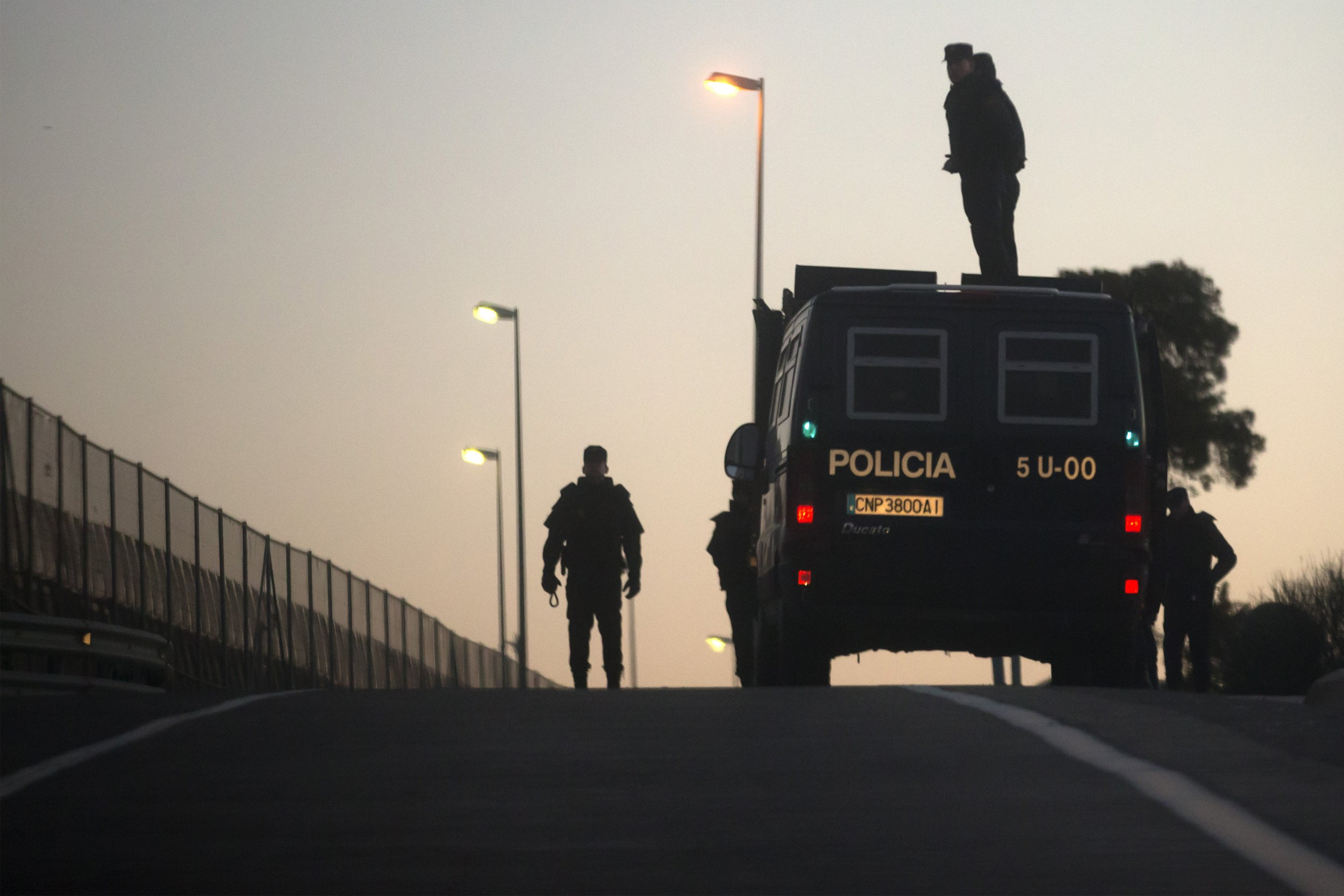 ISIS Cell Dismantled Spain Cash Weapons