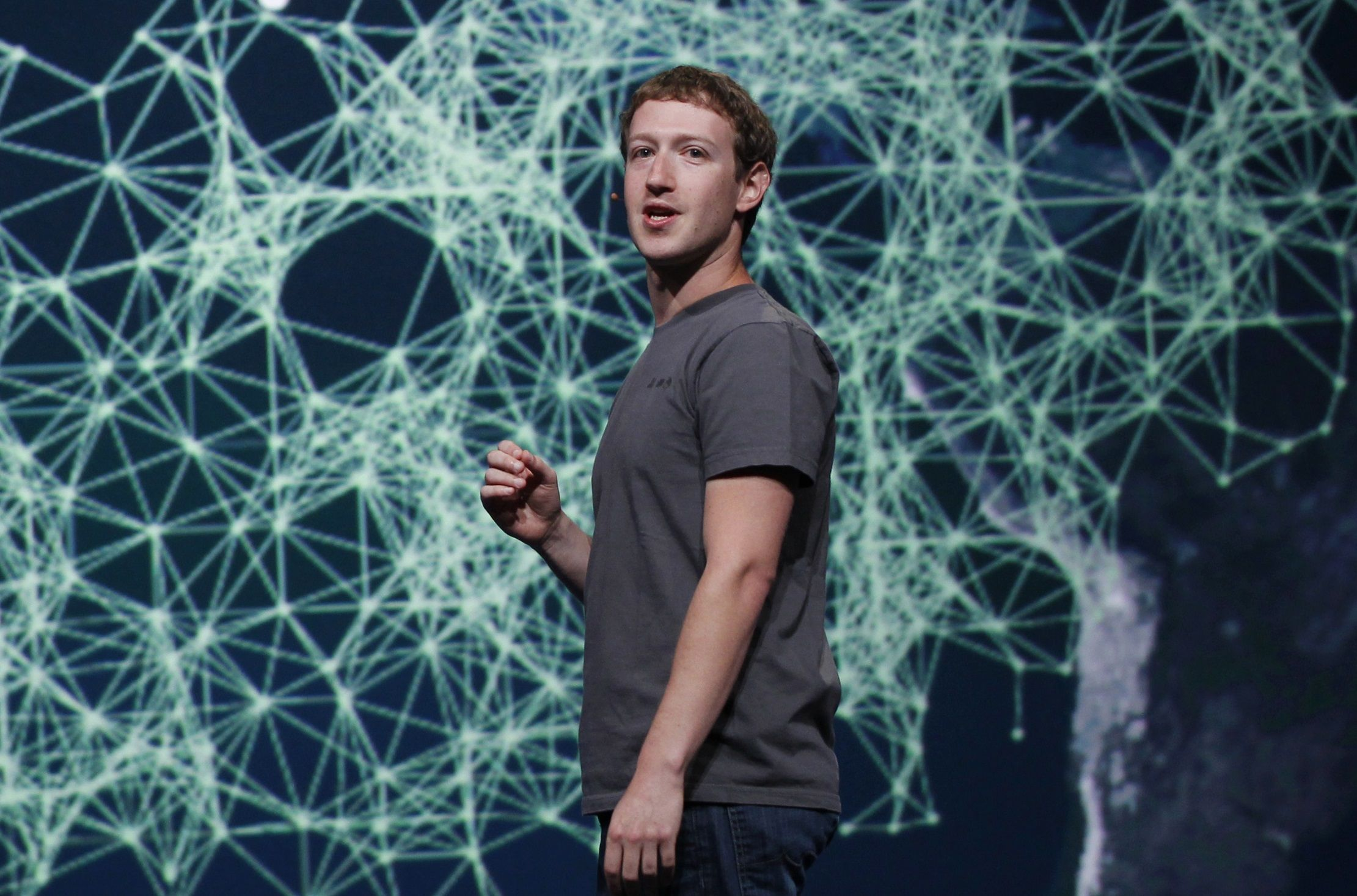 facebook six degrees of separation mark zuckerberg