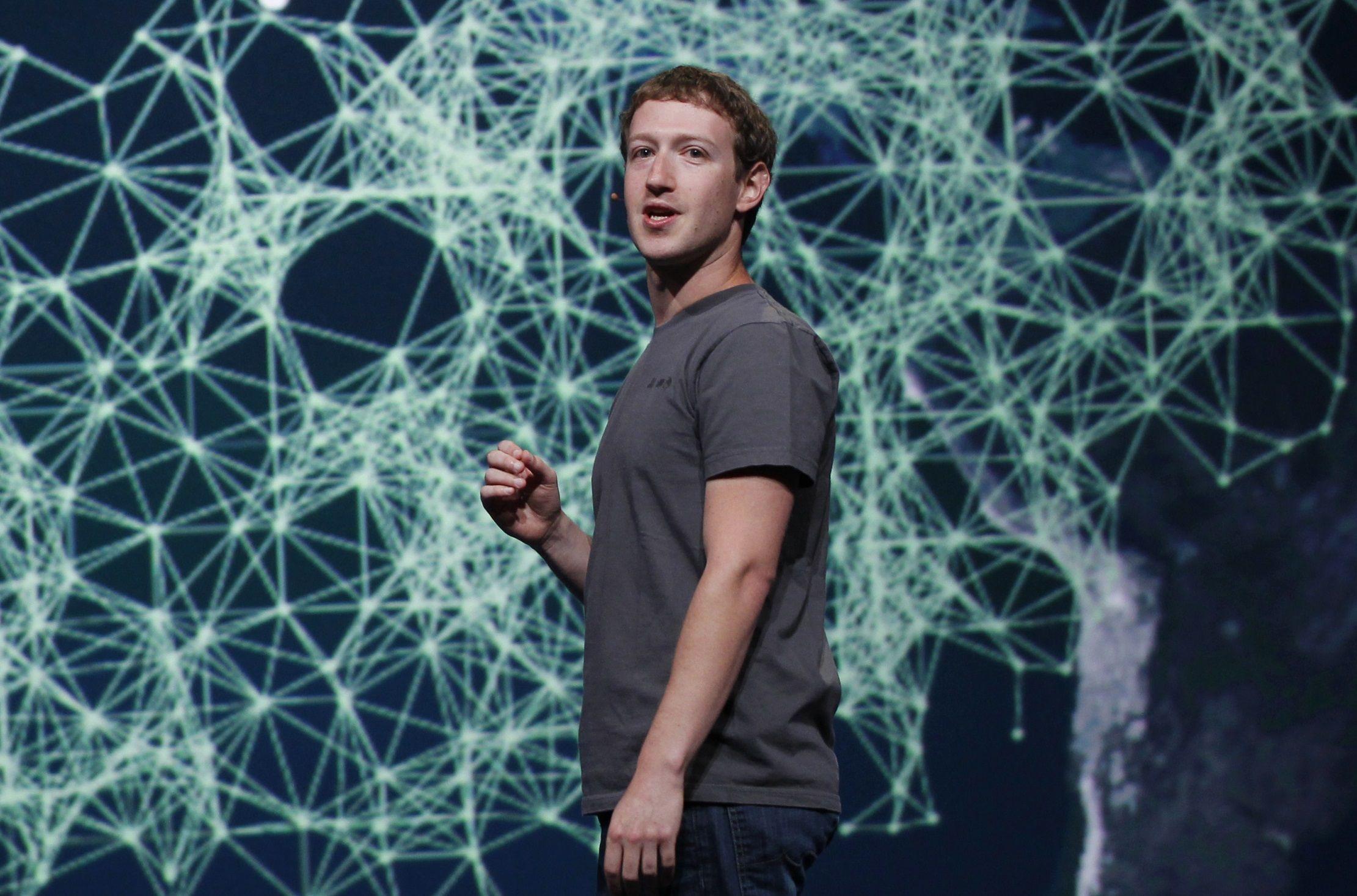 facebook six degrees of separation mark zuckerberg