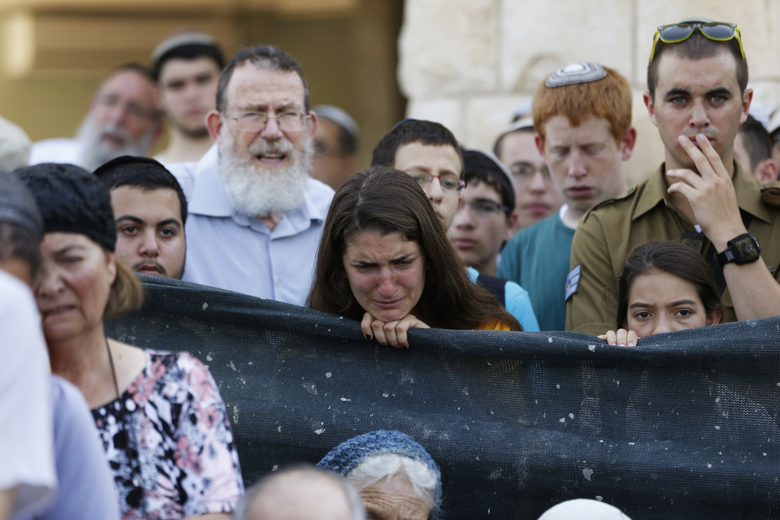 Israel West Bank Jews Arabs Arson