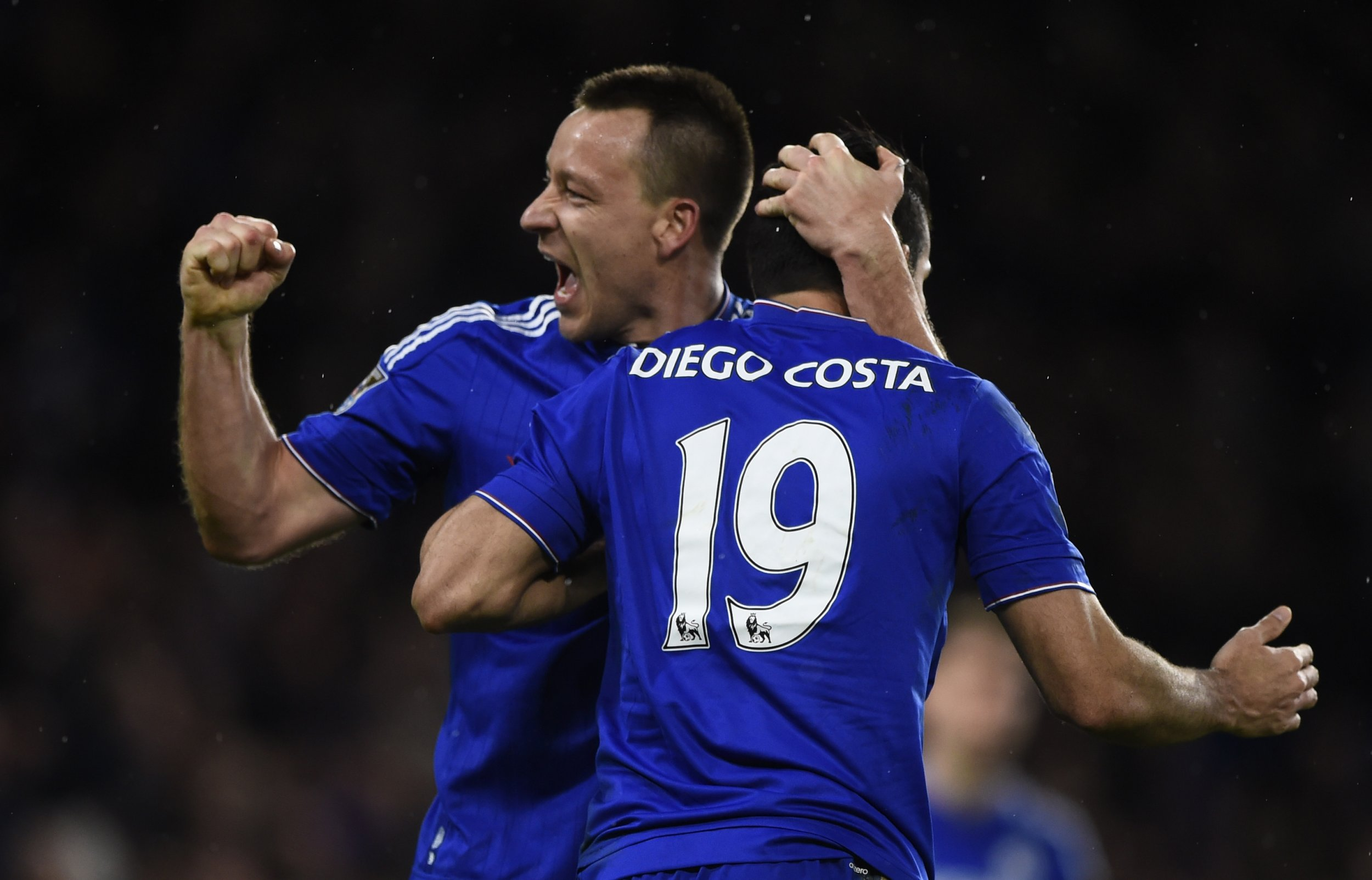 John Terry may not be at Chelsea next season.