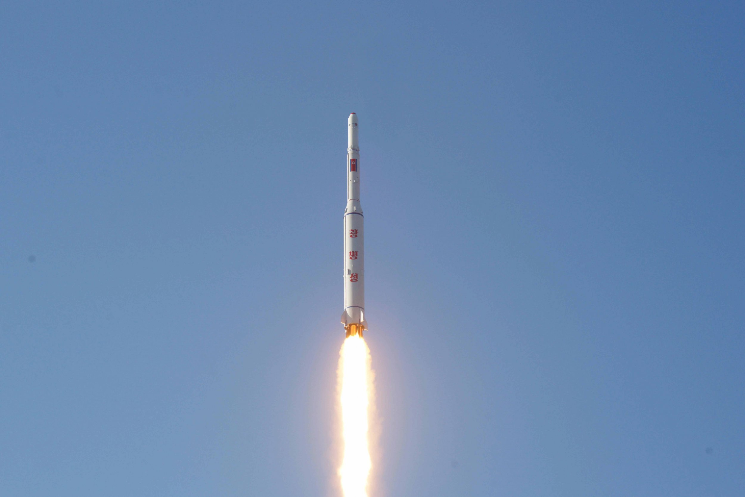 Anonymous north korea rocket satellite hackers