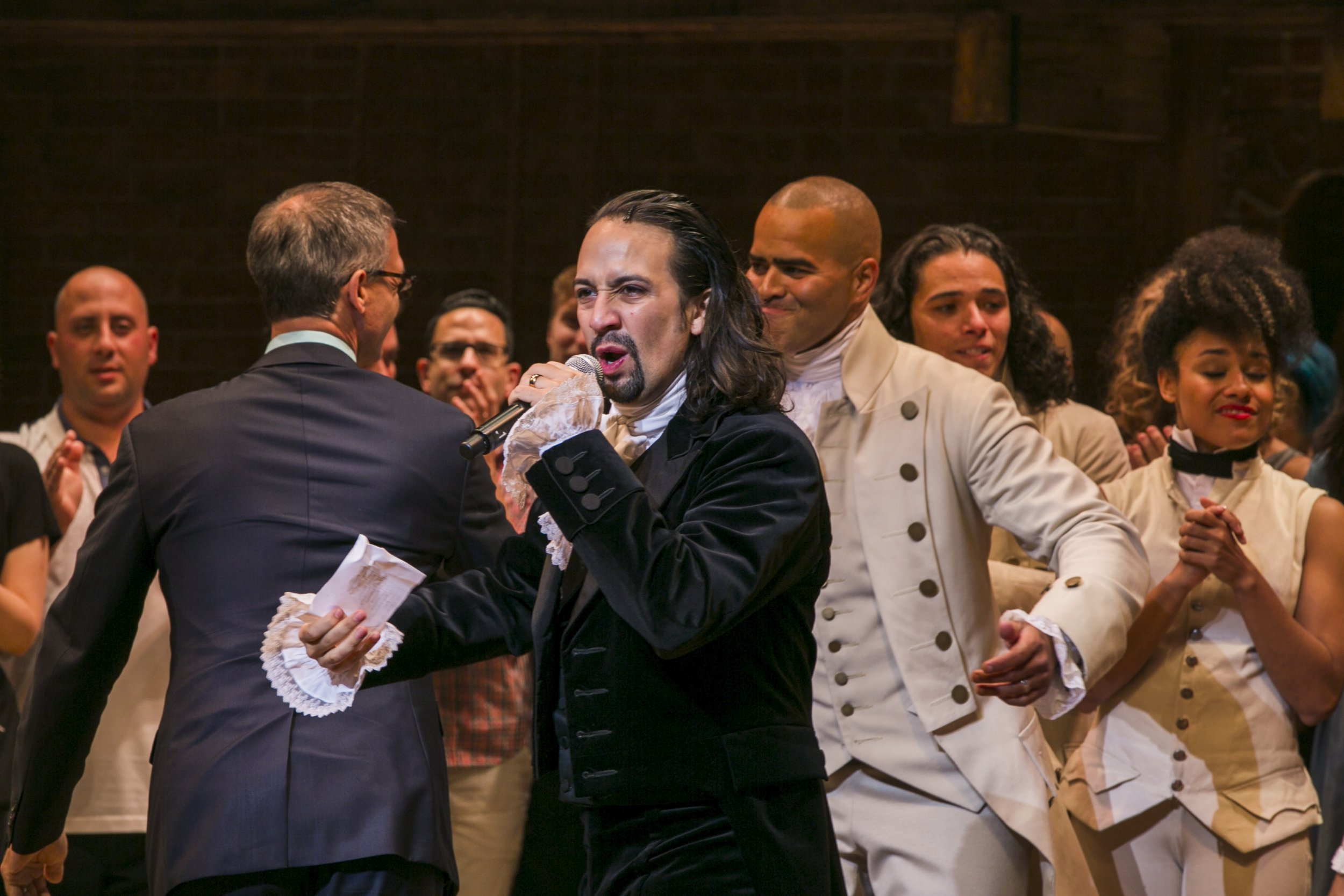 Hamilton The Biggest Thing On Broadway Is Being Taught