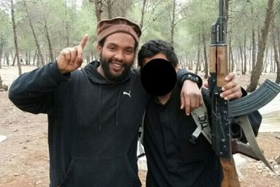 Aine Davis ISIS Jihadi John Hostages