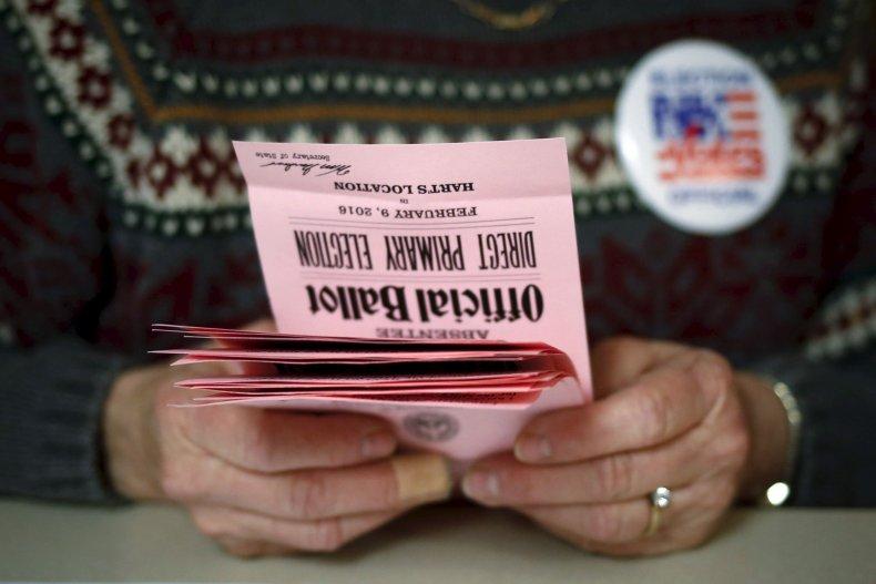 new hampshire ballot
