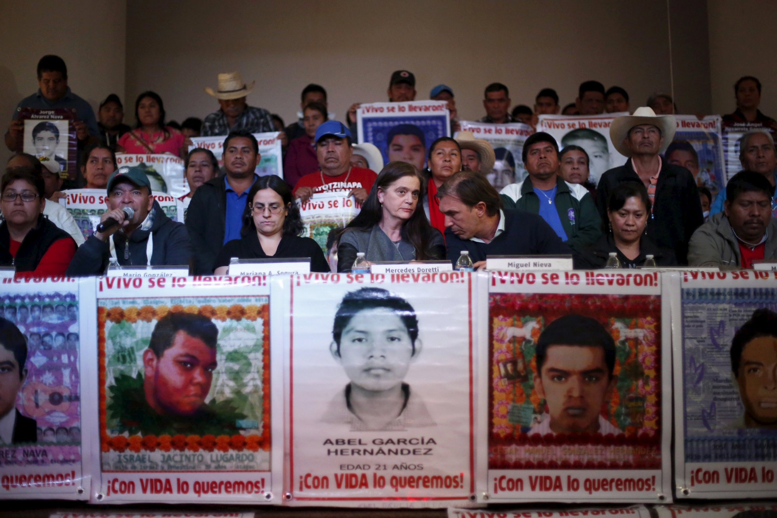 43 missing students in mexico