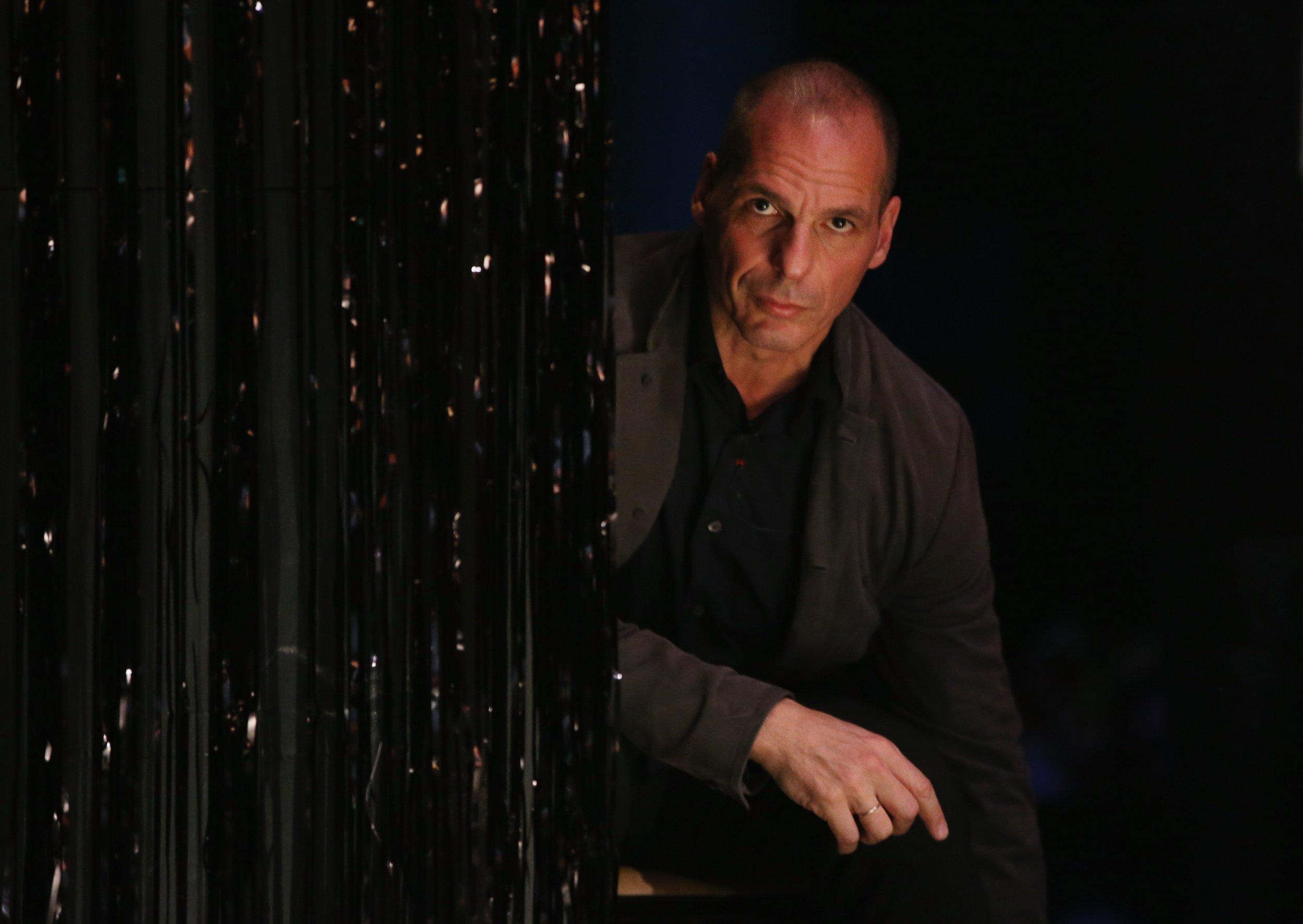 Yanis Varoufakis Diem25 launch