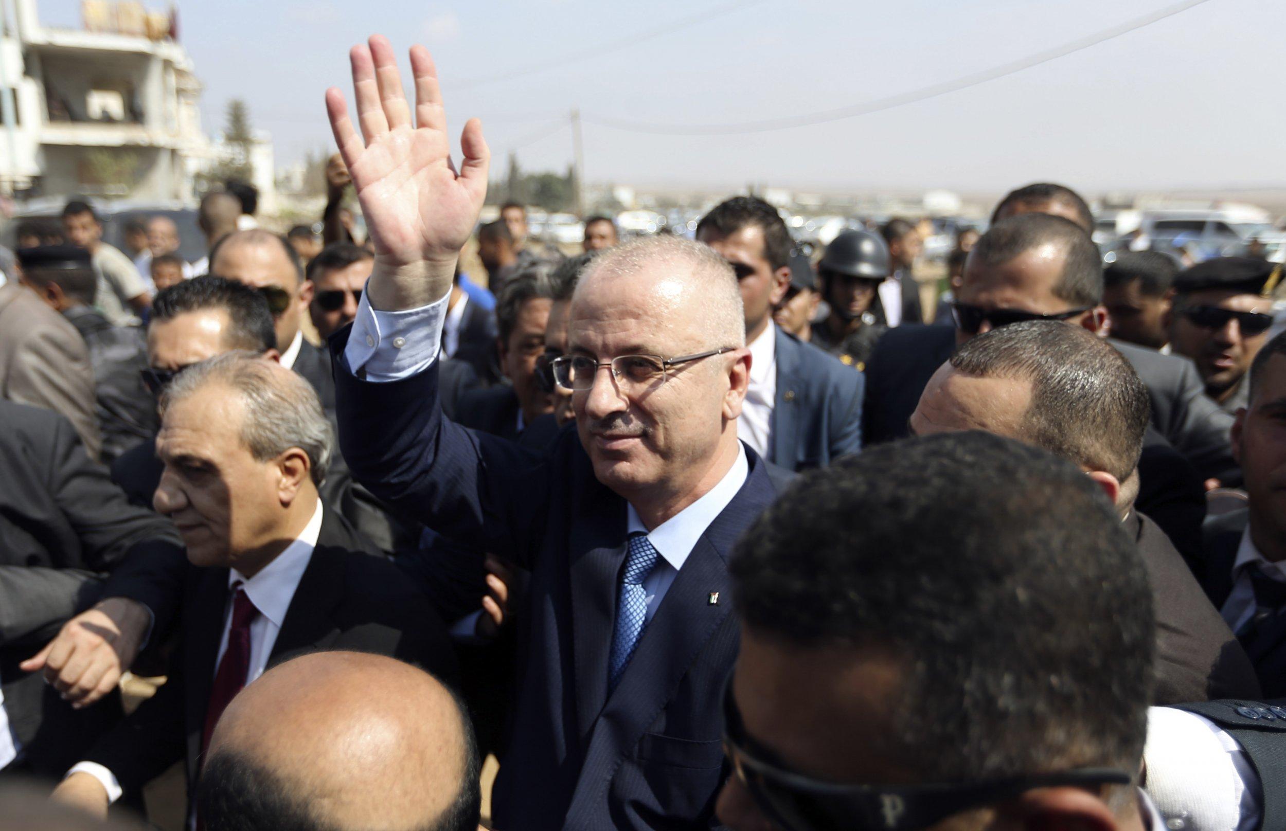 Palestinians Gaza West Bank Hamas Fatah Unity