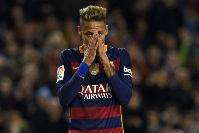 Neymar has reportedly drawn interest from Manchester United and Manchester City.