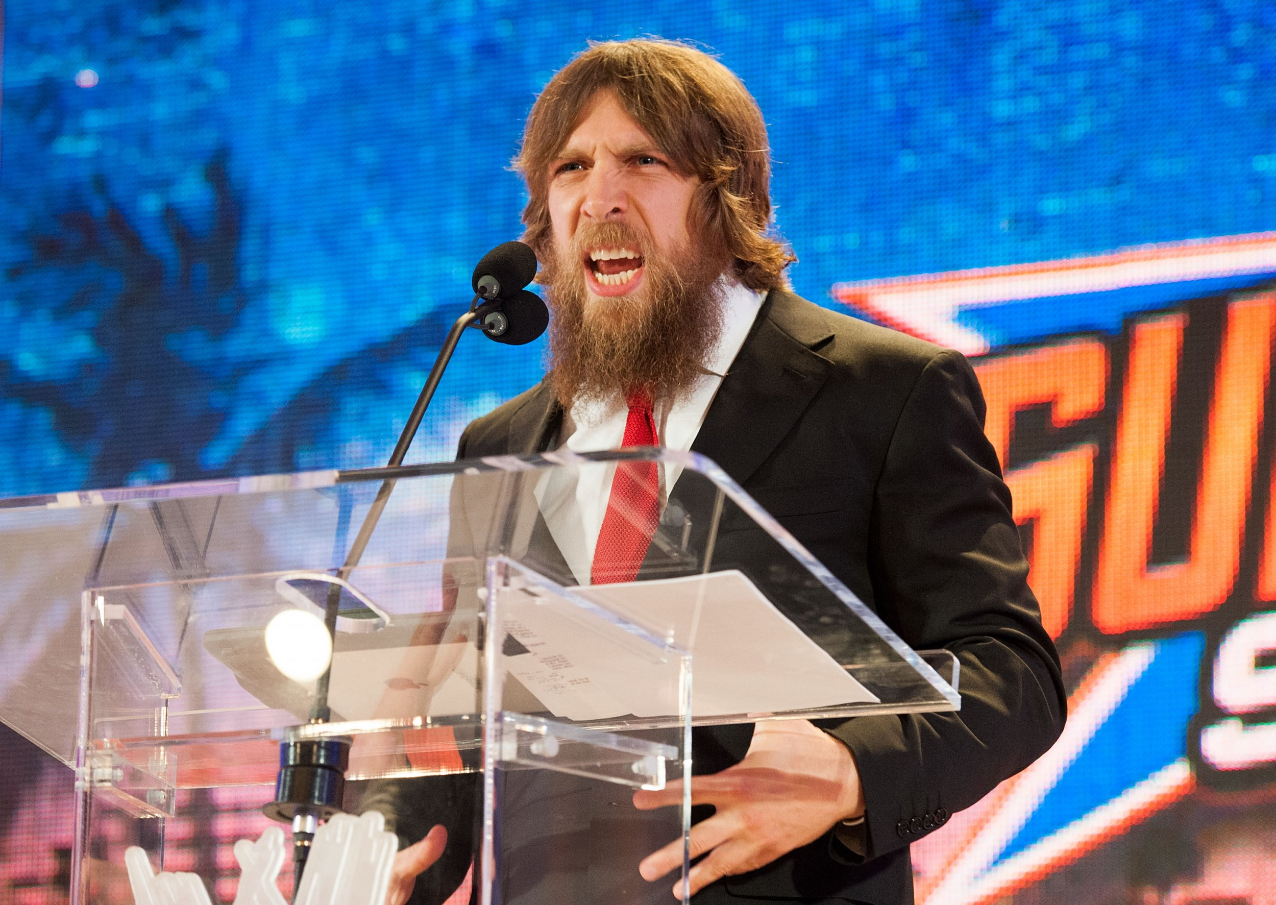 Daniel Bryan was forced to retire from WWE due to multiple concussions.
