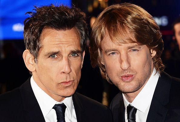 Ben Stiller and Owen Wilson