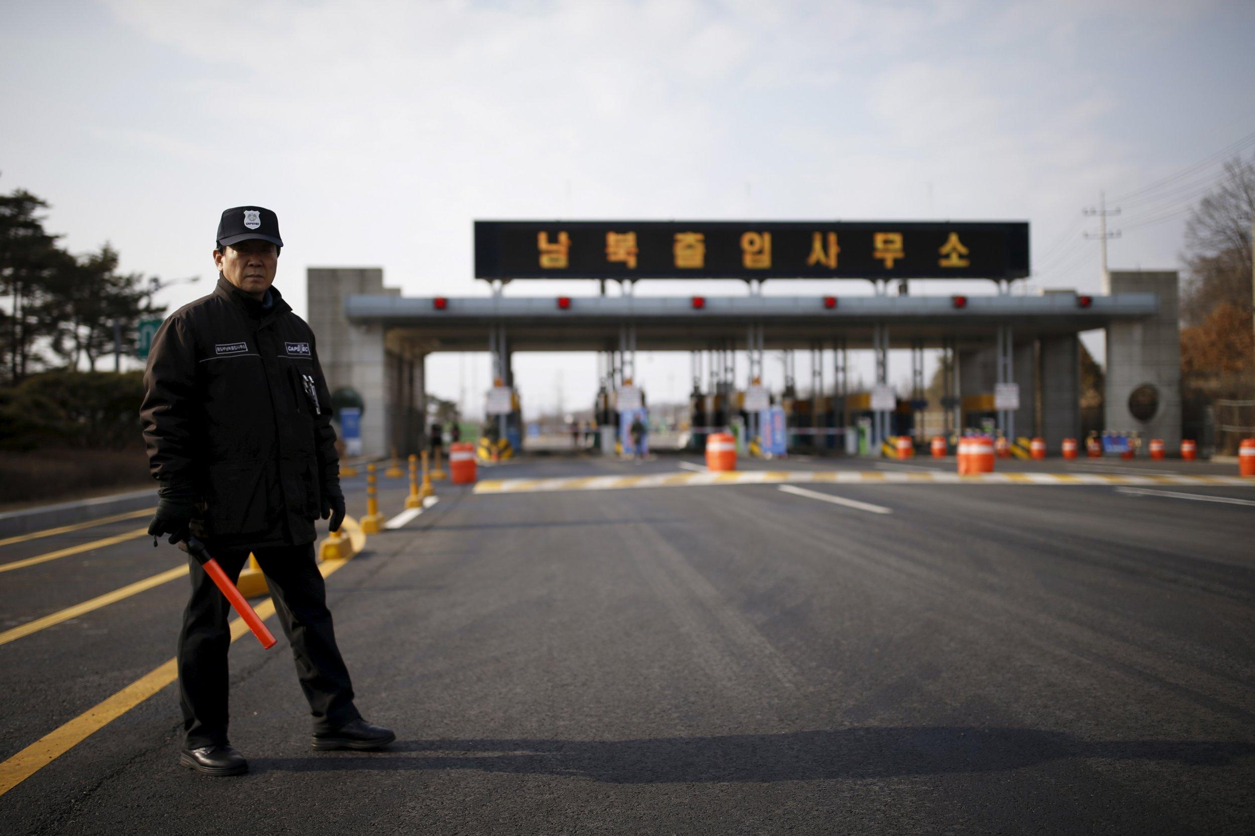 North Korea South Korea Industrial Zone