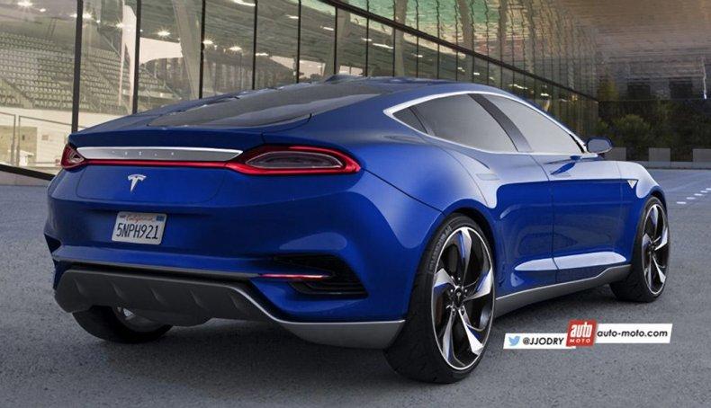 Tesla model 3 speed elon musk price