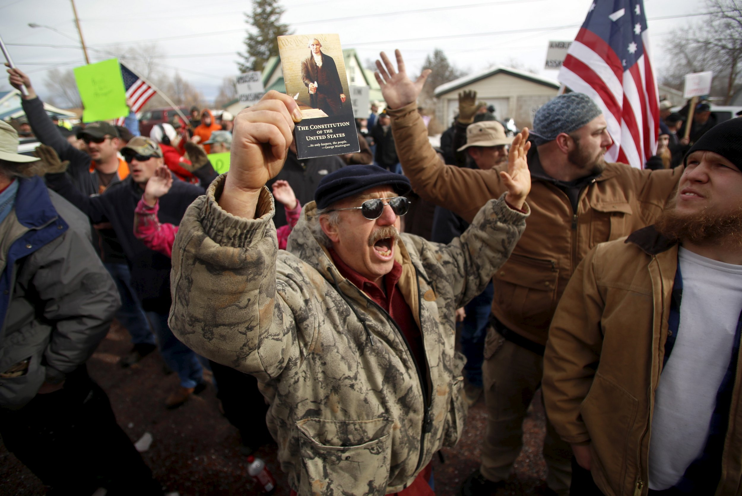 41-Day Oregon Standoff Ends as Last Occupier Turns Himself In