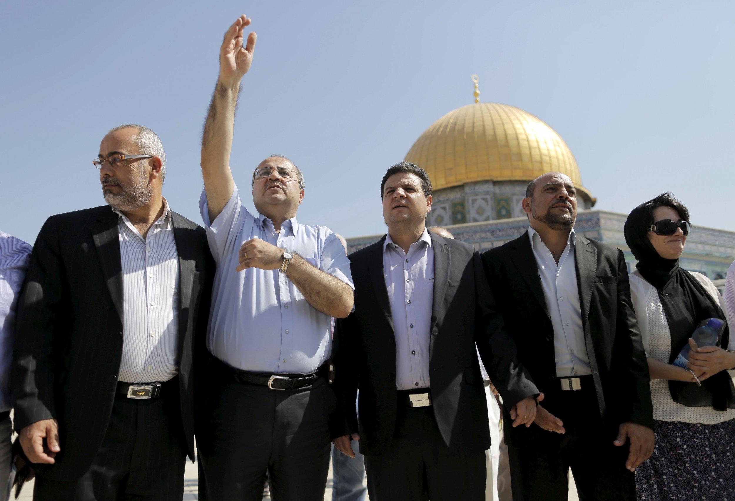 Israel Arab Jews Middle East Palestinians Knesset