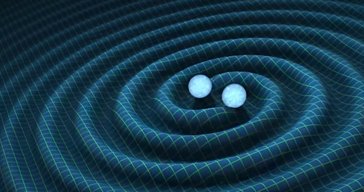 twin-black-holes-gravitational-wave