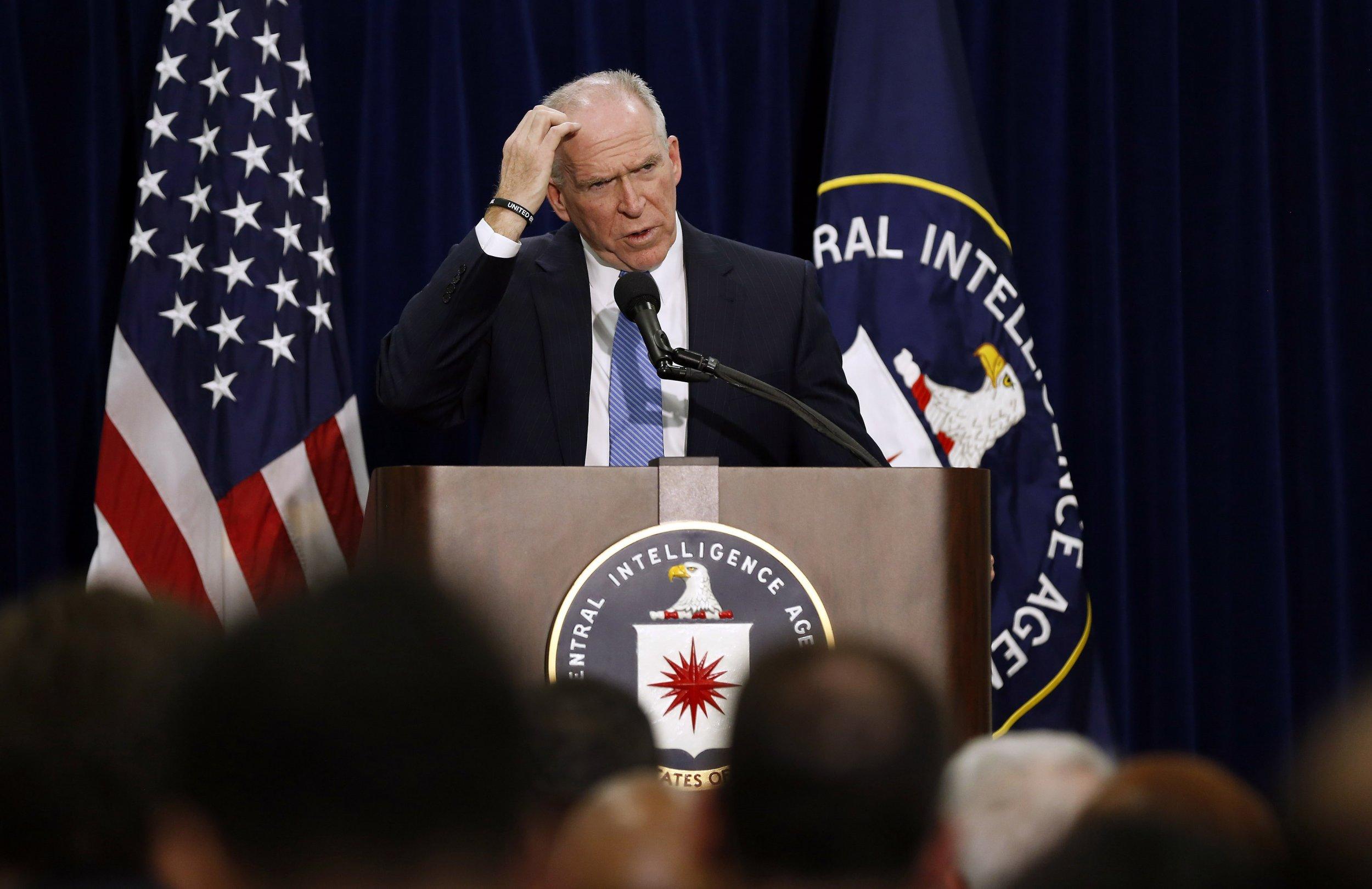 CIA hacker Cracka CWA John Brennan