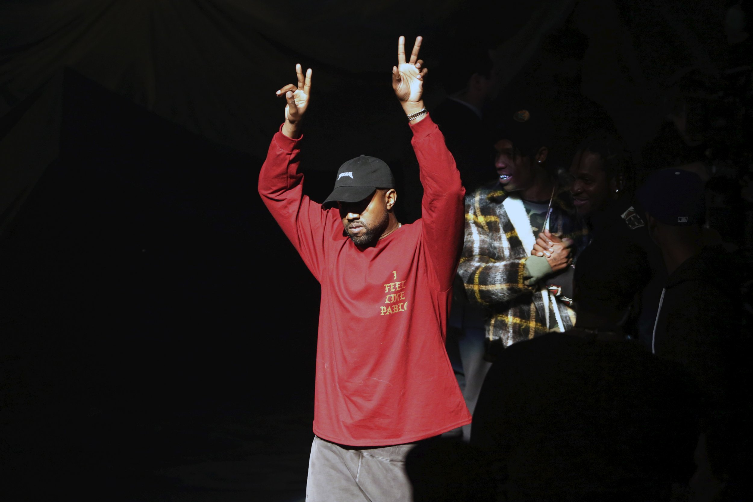 a review of famous a song by kanye west in the album life of pablo With the release of the life of pablo, kanye west once again makes  the  elaborate kanye west album rollout has been a tradition for a long time when he  first started his good friday track giveaways back in  later, on famous,  rihanna sings a portion of nina simone's do what you gotta do.