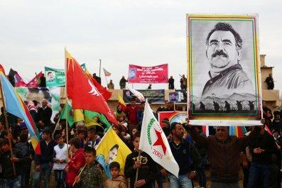 Turkey Kurds Syria Conflict Clashes Assad