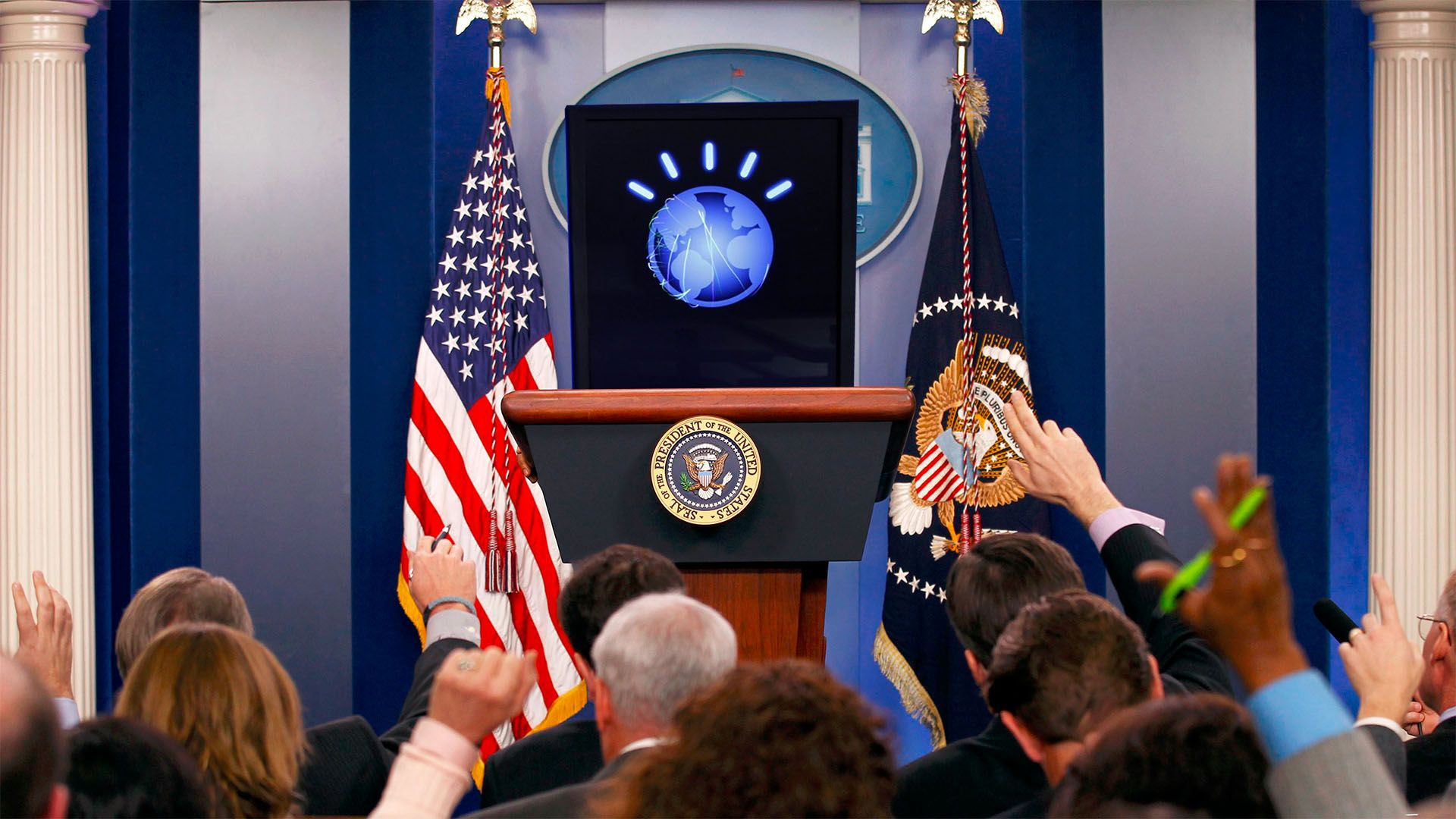 Could A Robot Run For President In 2020