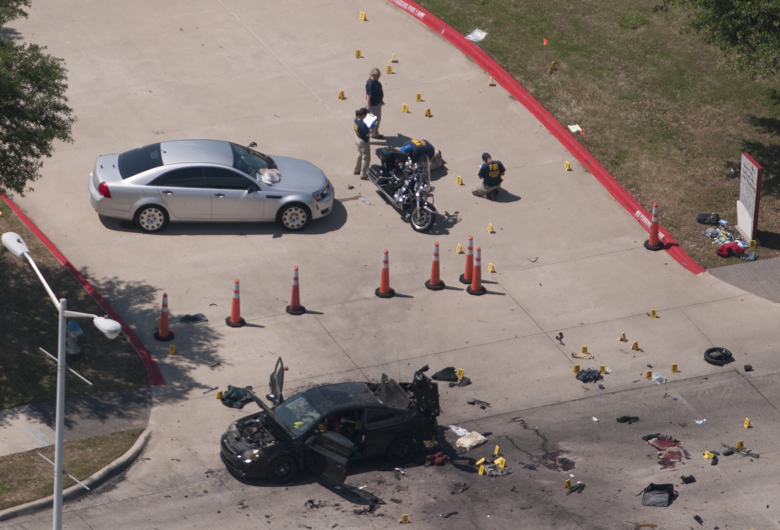 Texas ISIS-Linked Muhammed Cartoon Contest Trial to Begin