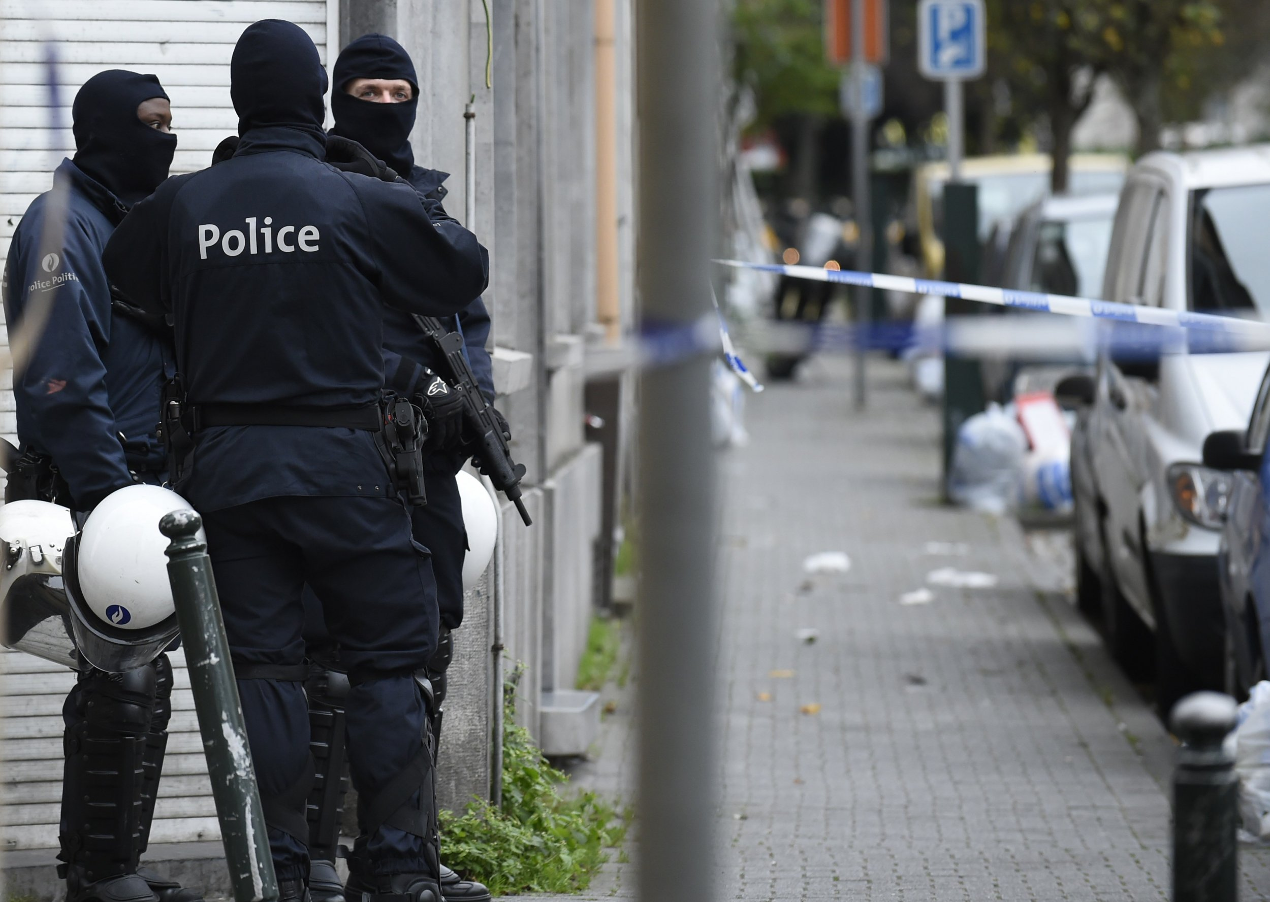 Belgian arrests
