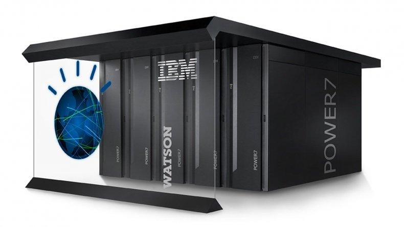 IBM watson artificial intelligence president AI robot
