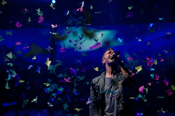 Coldplay at Glastonbury