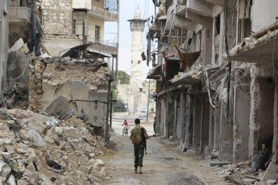 Syria Ceasefire Assad Aleppo Russia