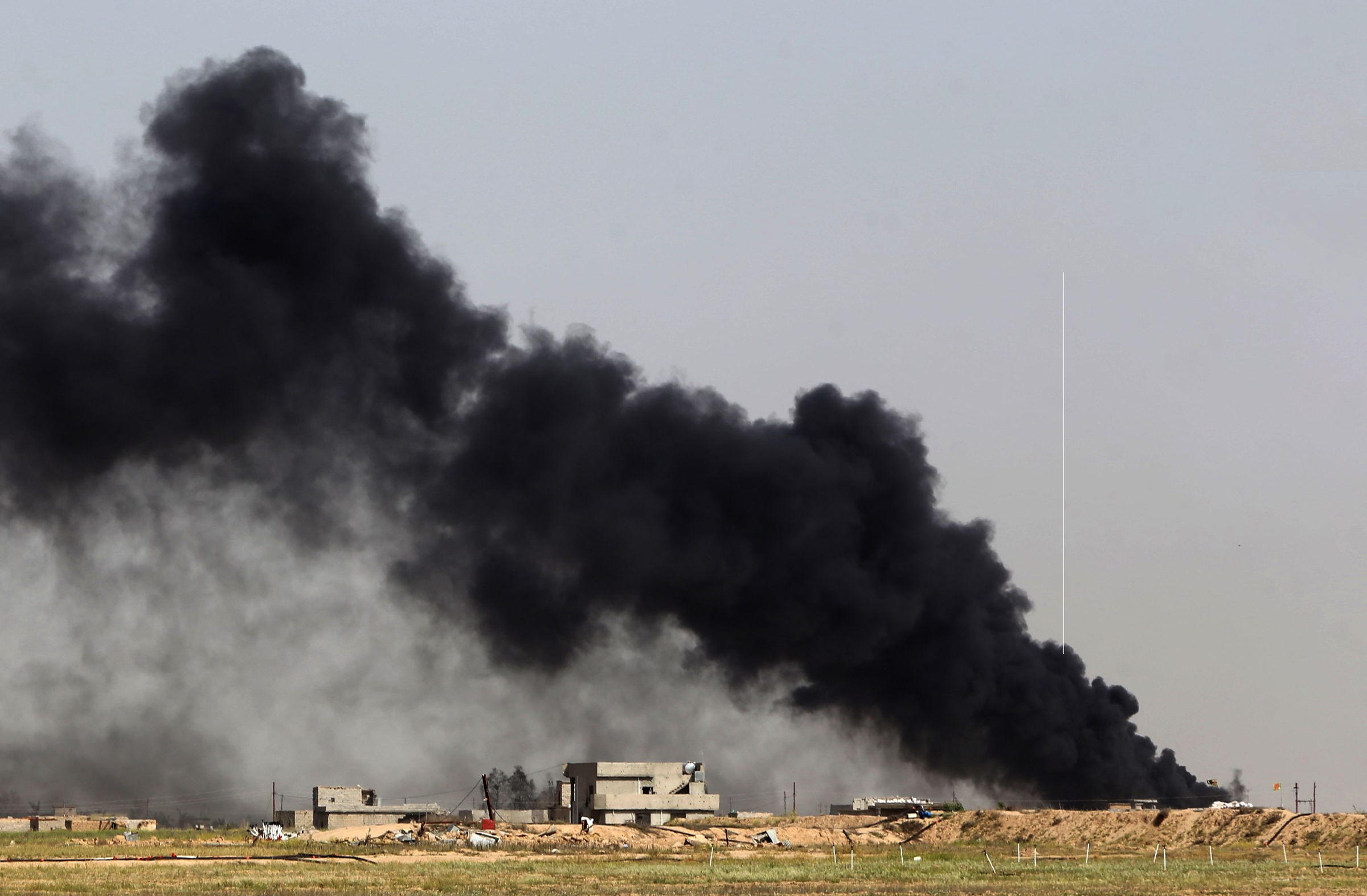 Oil ISIS Leaders Sanctions Middle East