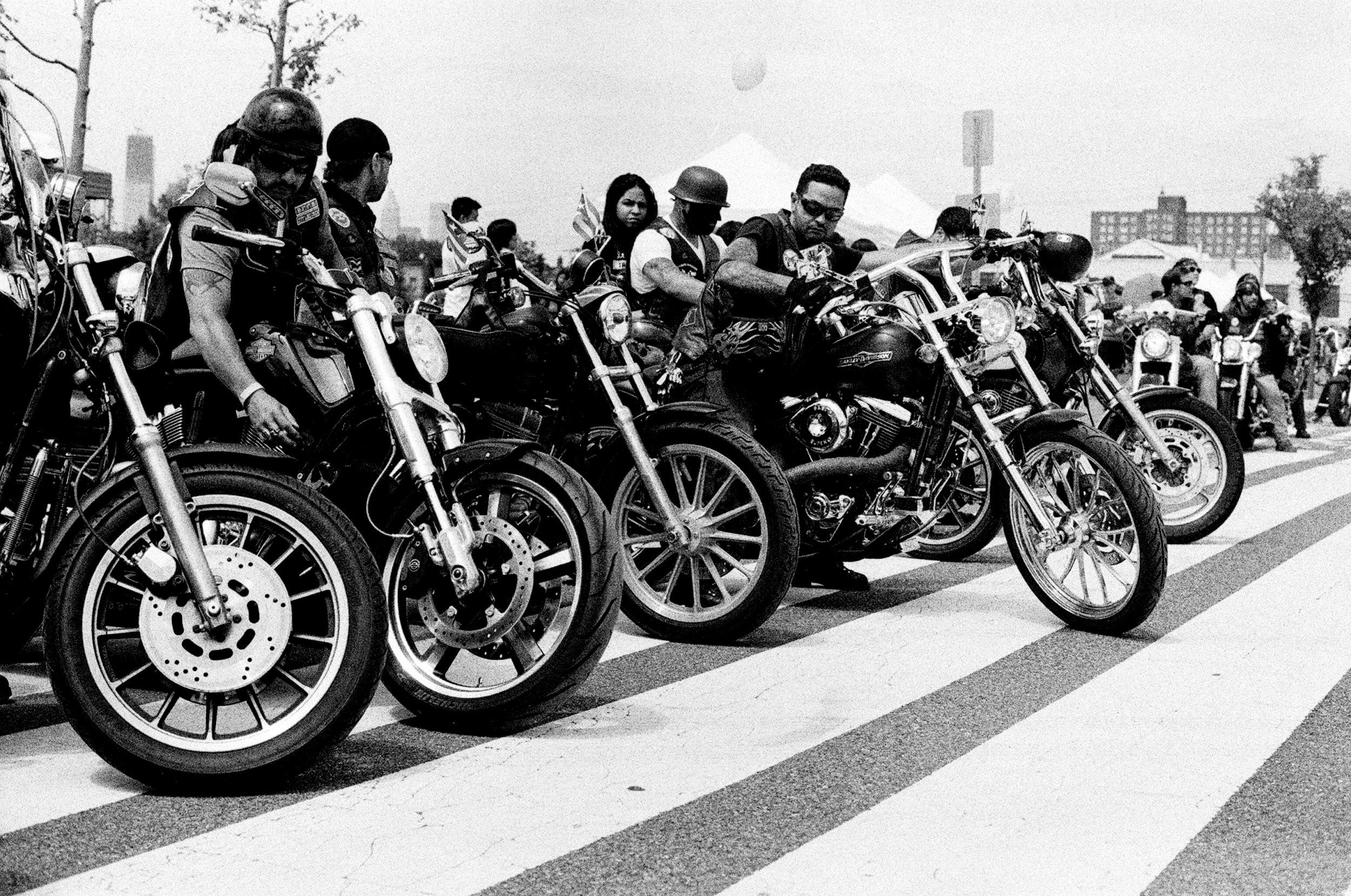 motorcycle gang photographer  The Plight of the Forbidden Ones, the Notorious Brooklyn Motorcycle Club