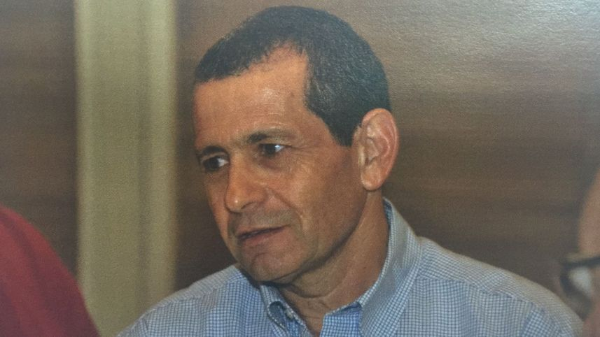 Shin Bet Spy Chief Nadav Argaman